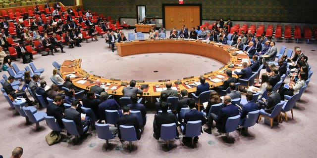 The U.N. Security Council met for an emergency meeting Monday after North Korea's hydrogen bomb test.