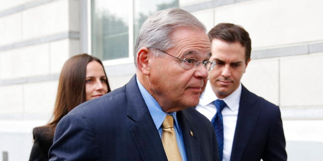 Sen. Bob Menendez, D-N.J., was accused of accepting a plethora of gifts and donations from a Florida doctor in exchange for lobbying on his behalf.