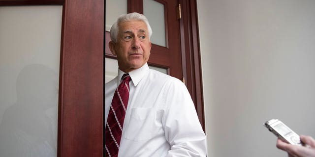 Rep. Dave Reichert, R-Wash., has served seven terms in Congress.