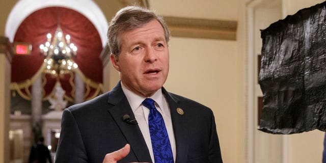 Rep. Charlie Dent of Pennsylvania has been openly critical of President Trump.