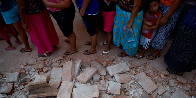 Dozens of people were killed after a magnitude 8.1 earthquake struck southern Mexico on Thursday.