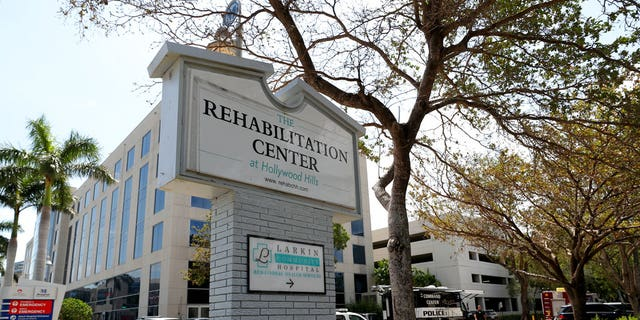 The Rehabilitation Center in Hollywood Hills, Florida.