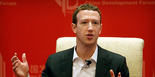 Mark Zuckerberg is chairman and CEO of Facebook.