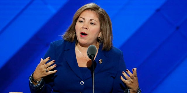 """Rep. Linda Sanchez of California, in an interview with C-SPAN, said it's """"time to pass the torch to a new generation of leaders, and I want to be a part of that transition. I want to see that happen."""""""