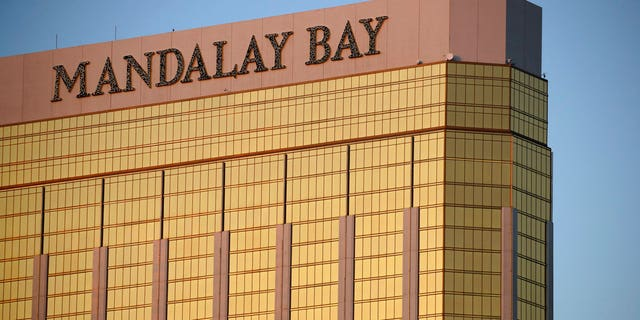 Police say hotel security guard Jesus Campos was shot by the gunman before the mass shooting, which killed 58 people.