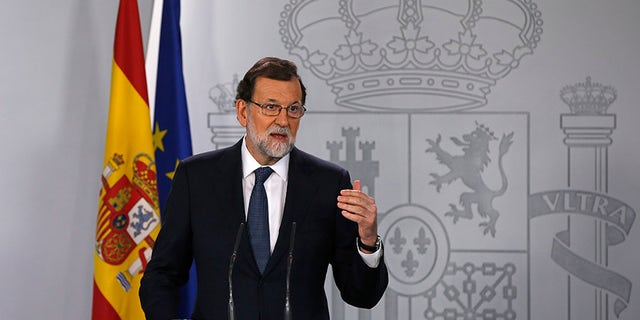 Spain's government rejected threats from the Catalan leader and announced it will hold a special Cabinet meeting meeting in which it would trigger the process to activate Article 155.