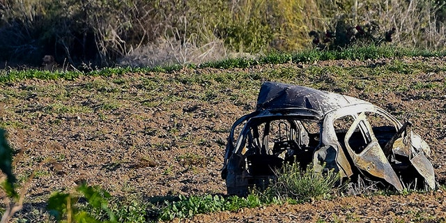 Daphne Caruana Galizia's son reportedly found his mother after the car bomb killed her near their home in Mosta.