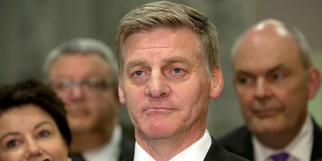 "Outgoing New Zealand Prime Minister Bill English said Jacinda Ardern's rise to power was a ""fairly remarkable performance."""