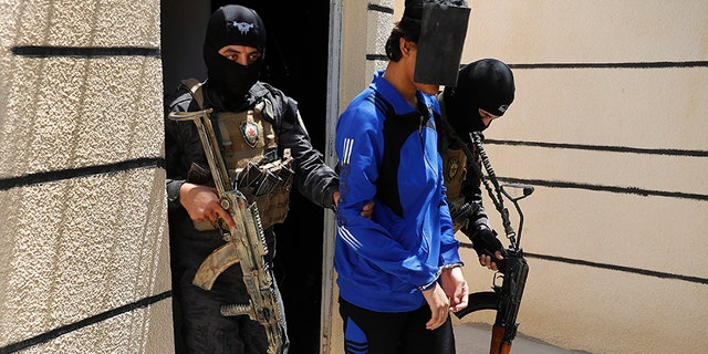 ISIS foreigners in Iraq
