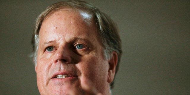 Democratic nominee Doug Jones has seen his polls numbers improve in Alabama since the Moore accusations.