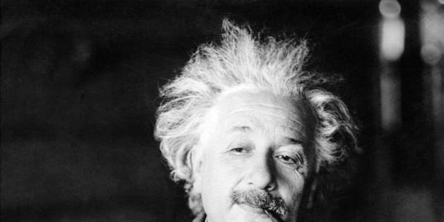 FILE - This undated file photo shows legendary physicist Dr. Albert Einstein, author of the theory of Relativity (AP Photo/File)