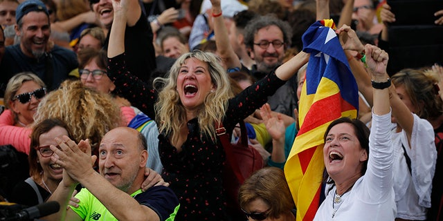 Spain's Senate triggered Article 155 of the Spanish Constitution which gives them the power to rule the affairs of Spain's semi-autonomous regions.
