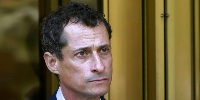 Anthony Weiner reported to prison on Monday to begin a 21-month sentence for sexting with a 15-year-old girl.