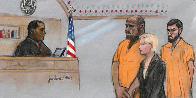 Wright was convicted of plotting to behead Geller, who had organized a Prophet Muhammad cartoon contest in Texas in 2015.
