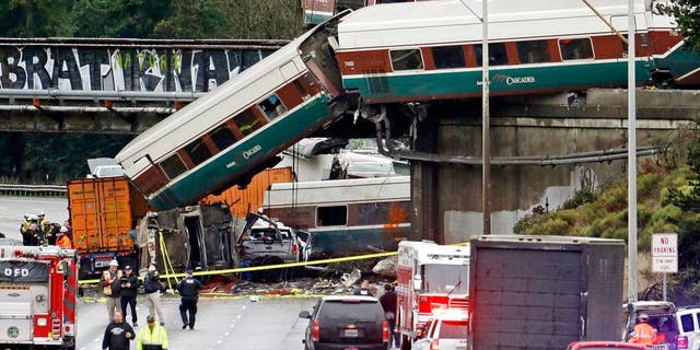 Authorities say it could take more than a year to understand how the train carrying 85 passengers and crew members could have ended in disaster as it made its inaugural run along a fast, new 15-mile pass route.