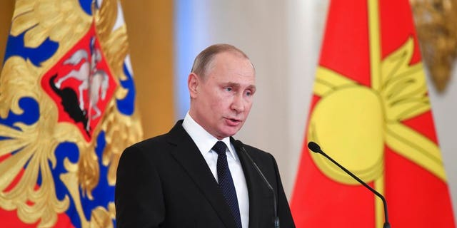 Russian President Vladimir Putin has been blamed for ordering numerous assassinations of critics and defectors.
