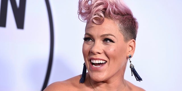 Pink's 1-year-old son Jameson gets hand-foot-and-mouth disease while on tour with his mom, Pink's husband Carey Hart revealed on Instagram Tuesday.