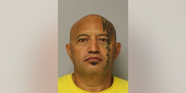 Samuel Kaleikoa Kaeo, seen here in an undated photo by the Maui Police Department, refused to respond in court in English and spoke Hawaiian instead.