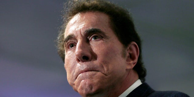 Wynn, seen in the above file photo, has reportedly denied the allegations against him.