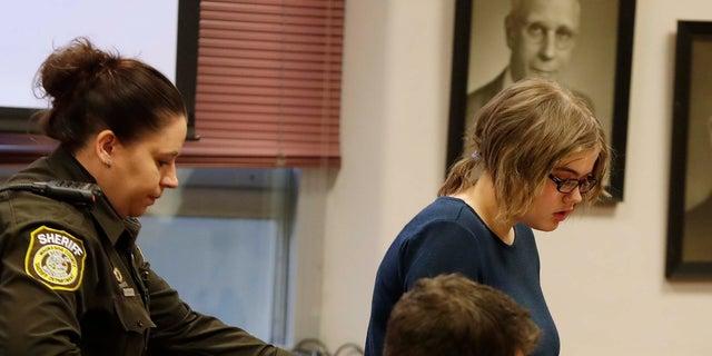 Morgan Geyser, was sentenced to 40 years in a mental hospital.
