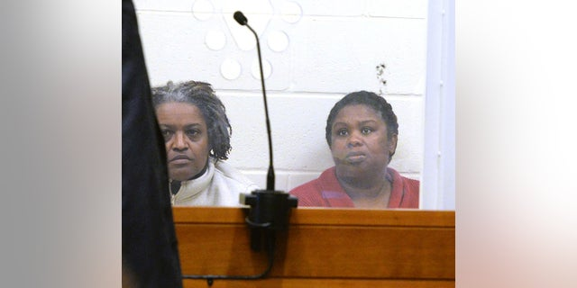LaBossiere, 51, and Hilaire, 40, denied injuring the girl and threatening the boy and pleaded not guilty Monday, Jan. 29, to mayhem, assault and other charges.