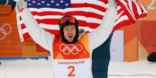 Shaun White dismissed reporters' questions about the sexual misconduct allegations.