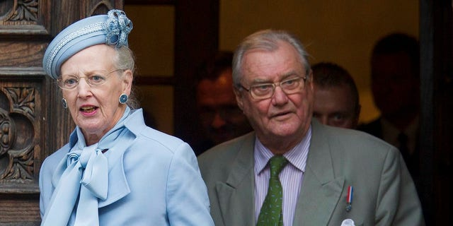 Prince Henrik, the French-born husband of Danish monarch Queen Margrethe who publicly vented his frustration at not being the social equal of his wife or their son in line to become Denmark's king, died late Tuesday.