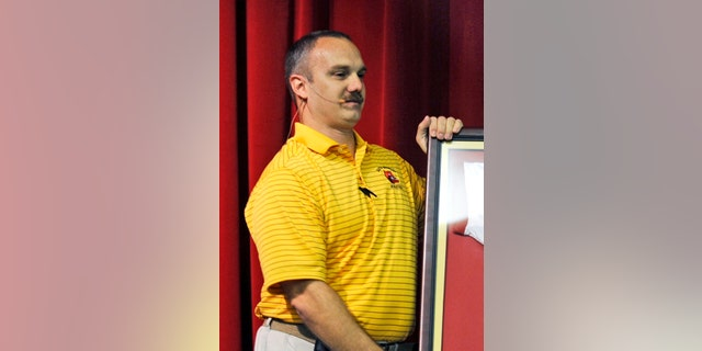 Athletic director Chris Hixon was remembered as someone who always lent a helping hand.