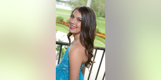 Jaime Guttenberg was one of the victims in the school shooting. She volunteered with special needs children.