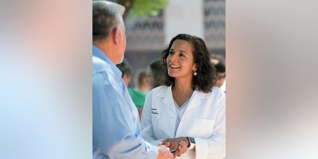 Hiral Tipirneni has dedicated her career to cancer research.