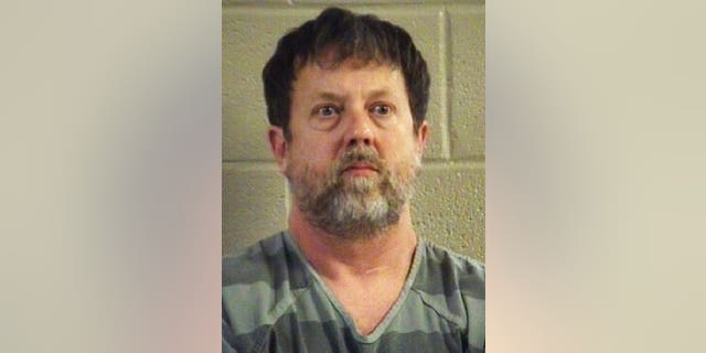 Social studies teacher Davidson barricaded himself inside a classroom at Dalton High School in Dalton, Ga., Wednesday.