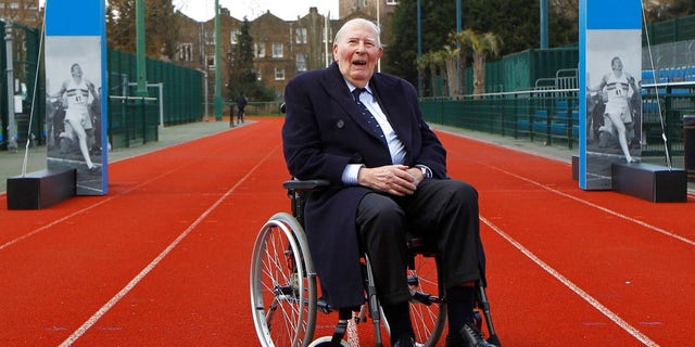 Roger Bannister died at the age 88.
