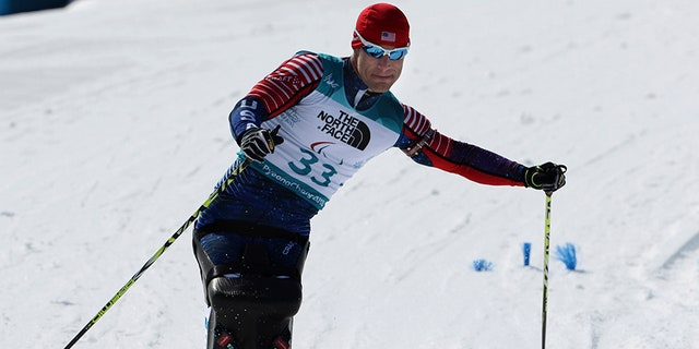 Dan Cnossen had previously finished 14th at the Sochi Paralympic Games