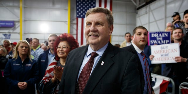 Pennsylvania state Rep. Rick Saccone has gotten the support of President Trump in the special House election.