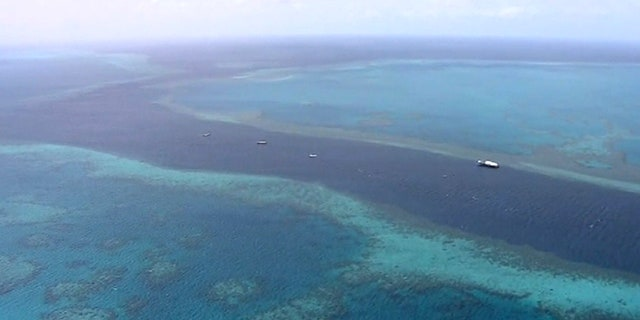 Two Americans were killed and two injured when a helicopter crashed on Australia's Great Barrier Reef. Whitsunday Air Services suspended operations as it works with authorities to determine the cause of the crash.