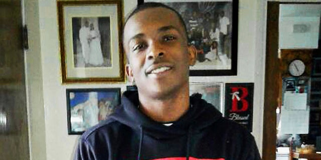 Sacramento police shot Stephon Clark 20 times in his grandmother's backyard.