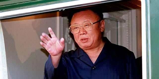 Kim Jong Il only traveled by train during his foreign trips to China.