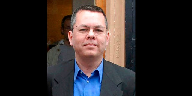 Andrew Brunson is accused by the Turkish government of having terrorist ties. He faces up to 35 year in prison, if convicted in Turkey.