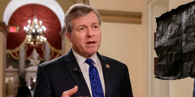 """Longtime Rep. Charlie Dent, R-Pa., said on April 17 that he would resign from Congress """"in the coming weeks."""" Pennsylvania Gov. Tom Wolf will set a special election date in the future."""