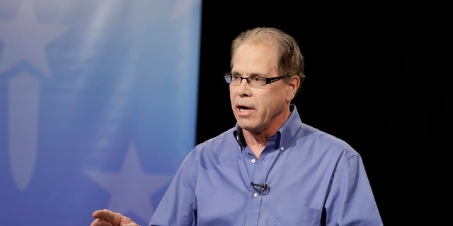 A businessman, Mike Braun likens himself to President Trump as a political outsider.