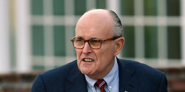 Former New York City Mayor Rudy Giuliani came aboard President Trump's legal team in April 2018.