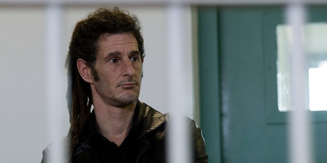 Massimo Galioto is accused of manslaughter in the drowning death of the United States' student Beau Solomon, whose body was pulled out of the Tiber River in July 2016.