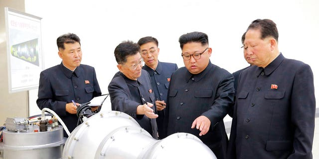 Kim Jong Un conducted at least six of its nuclear tests at Punggye-ri test site.