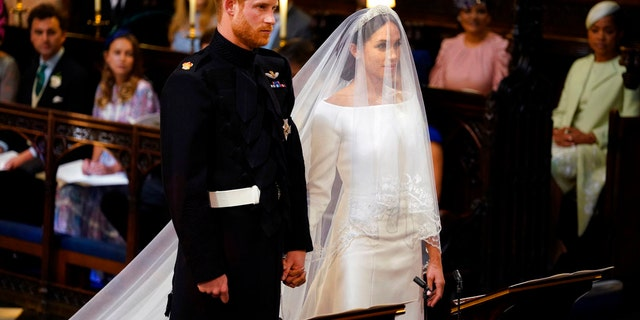 Prince Harry and Meghan Markle wed at last on May 19, 2018.