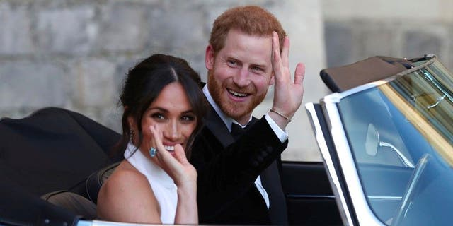Harry And Meghan Moving To Windsor Castle's Frogmore Cottage