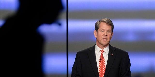 "Georgia Secretary of State Brian Kemp calls himself a ""politically incorrect conservative."""