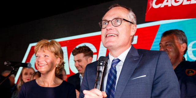 Casey Cagle is the first Republican lieutenant governor of Georgia.