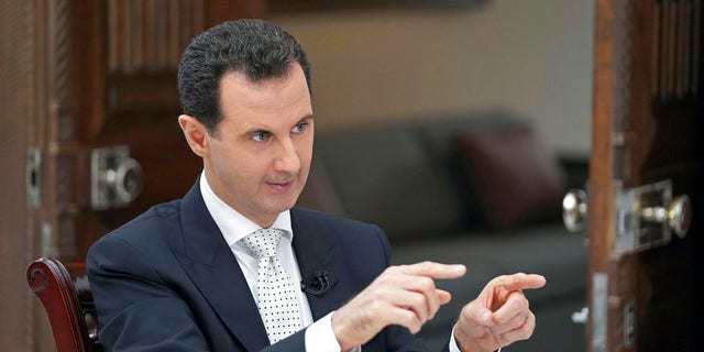 North Korea's state media said Syrian President Bashar al-Assad expressed interest in coming to Pyonyang to meet with Kim Jong Un.