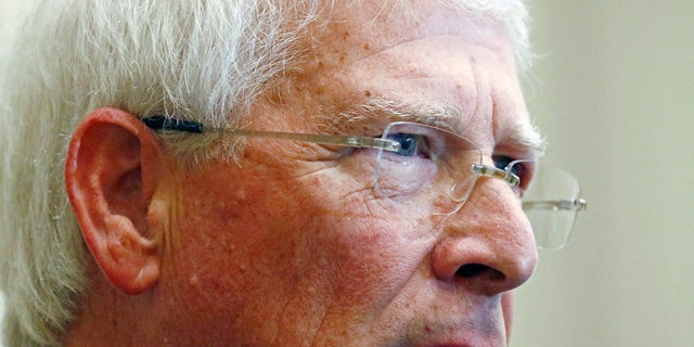 Mississippi Sen. Roger Wicker faces one opponent in the party primary for his Senate seat.