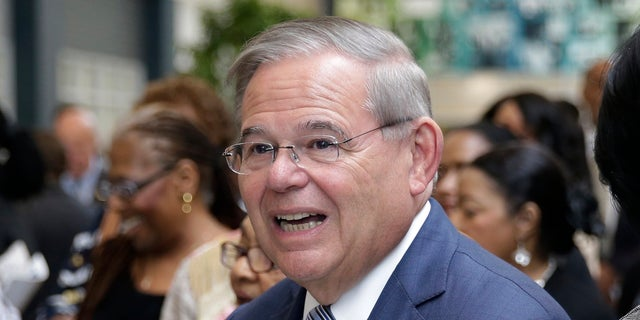 New Jersey Sen. Bob Menendez will face pharmaceutical executive Bob Hugin, a Republican, in the general election.
